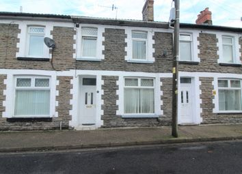 Thumbnail 3 bed terraced house for sale in Telekebir Road, Hopkinstown, Pontypridd