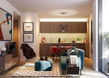 Thumbnail 1 bedroom flat for sale in City Road, Old Street, London
