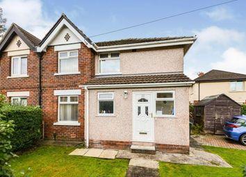 Thumbnail 3 bed semi-detached house for sale in Edenvale Crescent, Lancaster, Lancashire