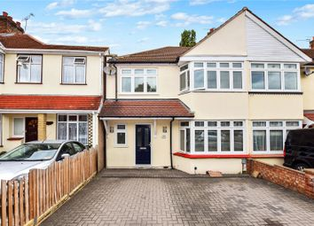 Thumbnail 4 bed end terrace house for sale in Dorchester Avenue, Bexley, Kent