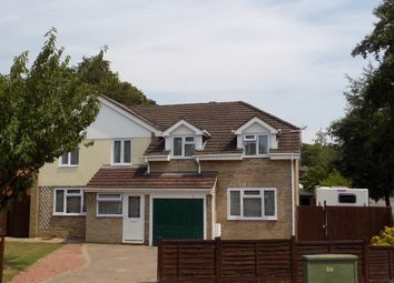 Thumbnail 5 bedroom detached house for sale in Dartington Avenue, Woodley, Reading