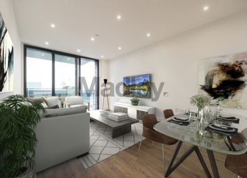 Thumbnail 2 bedroom flat for sale in Perilla House, Goodmans Fields, 17 Stable Walk, London