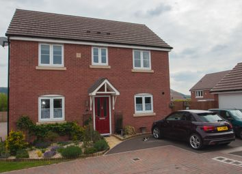 Thumbnail 3 bed detached house for sale in Cordwainers Lane, Ross-On-Wye