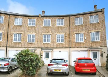 Thumbnail 3 bed town house for sale in Baines Way, Grange Park, Northampton