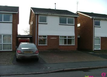Thumbnail 4 bed detached house to rent in Boughey Road, Newport