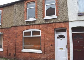 Thumbnail 3 bed terraced house to rent in Lincoln Road, Northampton