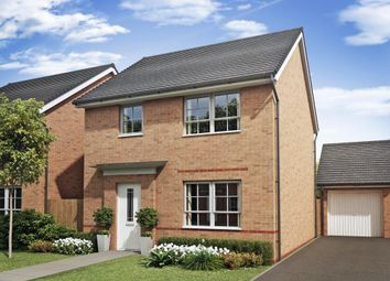 "Thumbnail 3 bed detached house for sale in ""Collaton"" at Tregwilym Road, Rogerstone, Newport"