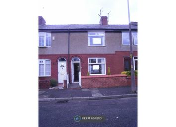 3 bed terraced house to rent in Grange Road, Blackburn BB2