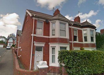 Thumbnail 4 bedroom property to rent in Bryngwyn Road, Newport