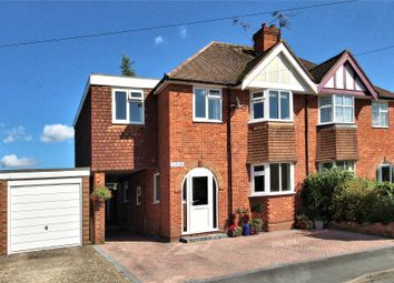 Thumbnail 4 bed semi-detached house for sale in St Johns, Woking, Surrey