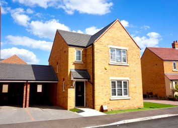 Thumbnail 3 bed detached house for sale in Green Oak Crescent, Sittingbourne
