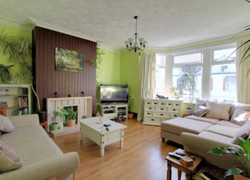 Thumbnail 3 bed flat for sale in Inverness Avenue, Westcliff-On-Sea