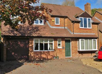 Thumbnail 4 bedroom detached house for sale in Ailesbury Way, Burbage, Marlborough