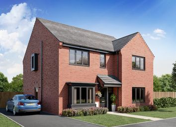 """Thumbnail 5 bed detached house for sale in """"The Marylebone"""" at Marlborough Way, Telford"""