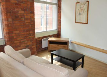 Thumbnail 1 bed flat to rent in M-One, 50 Princess Street, City Centre