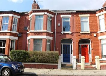 Thumbnail 4 bed terraced house to rent in Plattsville Road, Allerton, Liverpool