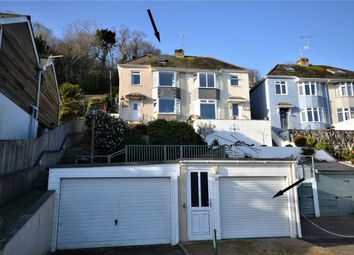 Thumbnail 3 bed semi-detached house for sale in Riviera Estate, Malpas, Truro, Cornwall