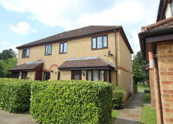 Thumbnail Terraced house to rent in Shamrock Close, Walnut Tree, Milton Keynes, Buckinghamshire