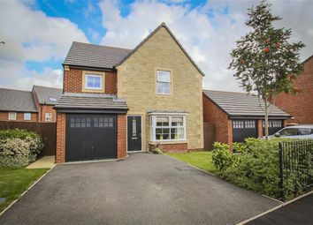 Thumbnail 4 bed detached house for sale in Blakewater Road, Clitheroe, Lancashire