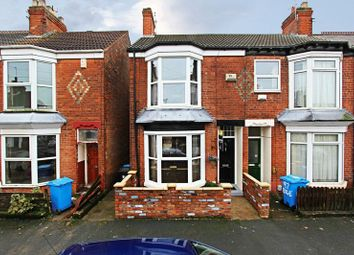 Thumbnail 2 bed terraced house for sale in Edgecumbe Street, Hull