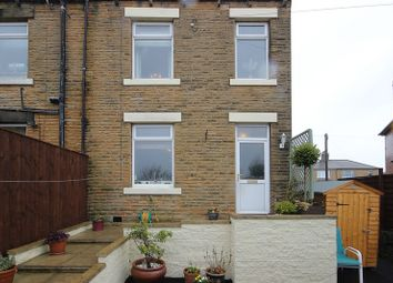 Thumbnail 1 bed end terrace house for sale in Leeds Road, Dewsbury, West Yorkshire