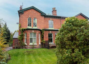 3 bed flat for sale in Knutsford Road, Wilmslow SK9