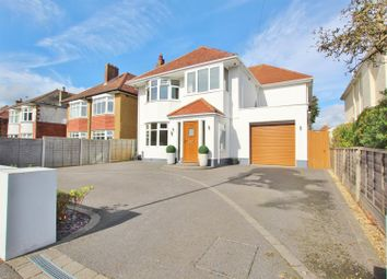 Thumbnail 5 bed detached house for sale in Newstead Road, Southbourne, Bournemouth