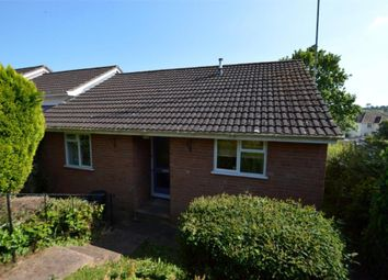 Thumbnail 2 bed bungalow for sale in Prince Of Wales Road, Crediton, Devon