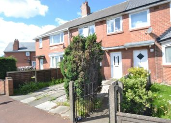 Thumbnail 3 bed terraced house to rent in Benton Road, High Heaton, Newcastle Upon Tyne