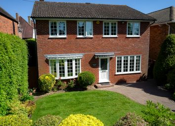 Thumbnail 4 bed detached house for sale in Havant Road Drayton, Cosham, Portsmouth