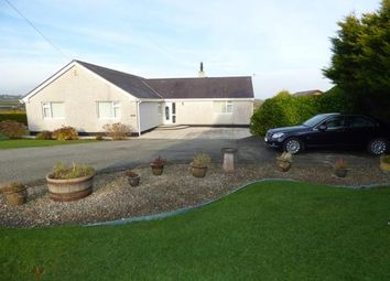 Thumbnail 4 bed bungalow for sale in Pentraeth, Red Wharf Bay, Anglesey, North Wales