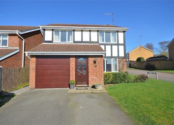 Thumbnail 3 bed detached house for sale in Wensleydale, Brampton Park, Northampton