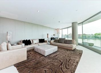 Thumbnail 4 bed flat for sale in Albion Riverside, 8 Hester Road, London