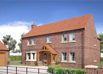Thumbnail 5 bed detached house for sale in House 6 - The Ripley, Slingsby Vale, Ferrensby, Near Knaresborough, North Yorkshire