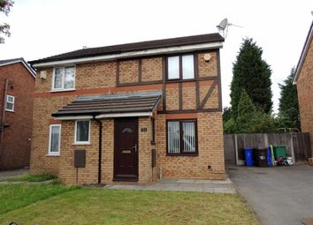 Thumbnail 2 bedroom semi-detached house for sale in Rylance Street, Beswick, Manchester