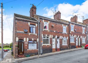 Thumbnail 2 bed terraced house for sale in Whitmore Street, Stoke-On-Trent