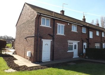 Thumbnail 3 bed terraced house to rent in Weston Road, Balby, Doncaster