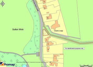 Thumbnail Land for sale in Sutton Wick Lane, Drayton, Abingdon