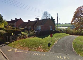 Thumbnail 1 bed semi-detached bungalow to rent in Ford Street, Wigmore, Leominster