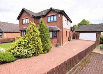 Thumbnail 4 bed detached house for sale in Regal Grove, Shotts