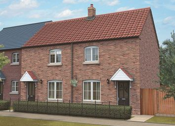 Thumbnail 2 bedroom terraced house for sale in Runnymede Lane, Kingswood, Hull