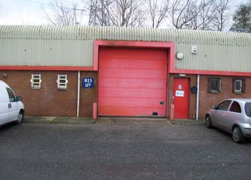 Thumbnail Light industrial to let in Glenfield Place, Glencairn Industrial Estate, Kilmarnock