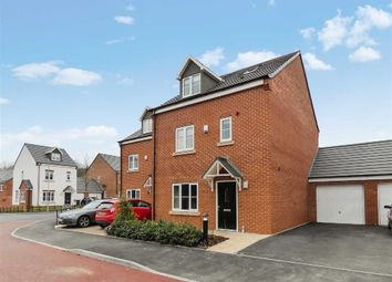 Thumbnail 4 bedroom detached house to rent in Nightingale Walk, Telford, Shropshire