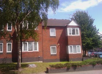 Thumbnail 1 bed flat to rent in Brydon Court, Wood Street, Crewe