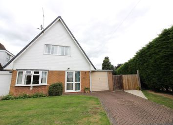 Thumbnail 3 bed link-detached house for sale in Post Office Lane, Fernhill Heath, Worcester