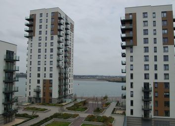 Thumbnail 3 bed flat for sale in Pearl Lane, Pier Rd, Gillingham