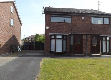 Thumbnail 2 bed semi-detached house to rent in Bridgewater Avenue, Thornton-Cleveleys