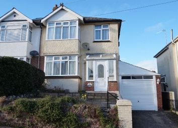 Thumbnail 3 bed semi-detached house for sale in Hillside Road, Paignton