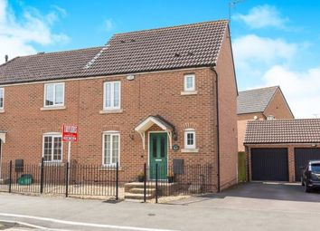 Thumbnail 3 bedroom end terrace house for sale in Valley Gardens Kingsway, Quedgeley, Gloucester, Gloucestershire