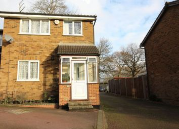 Thumbnail 3 bed end terrace house for sale in Marshalls Close, New Southgate